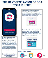 The Next Generation of Box Tops